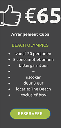 beach-olympics arrangement