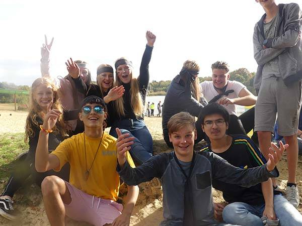 onderwijs / cheap @ the beach