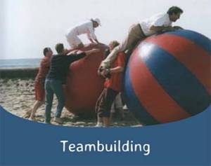 Button teambuilding